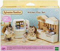 Ігровий набір Sylvanian Families Кухня 5341, фото 1