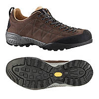 Чоловічі трекінгові кросівки Scarpa Zen Leather 39.5 Brown