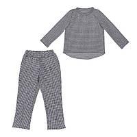 Костюм Sofushka 0488 (брюки+пуловер) разноцветный
