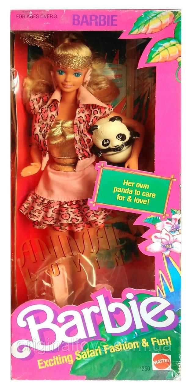 Коллекционная кукла Барби Barbie Animal Lovin' 1988 Mattel 1350