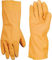 Робочі рукавички Wells Lamont з латексним покриттям розмір L