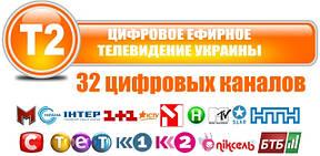 Цифровое DVB-T2