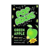 Pop Rocks — взрывная карамель 9.5g (Green apple)