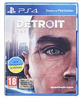 Гра Detroit. Дива Людиною (PlayStation), фото 1