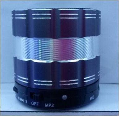 Портативный колонка S-15 Bluetooth (TF+радио), мини динамик