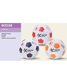 Мяч футбол BC0108 #4,260 грамм