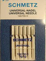 Голки Schmetz Universal  70 для побутових машин