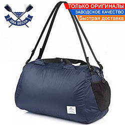Легкая складная сумка дорожная унисекс баул на 32 л Ultralight Carry 50х26х24см есть карманы, 2 ручки, 2 ремня