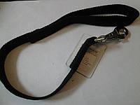 Поводок - водилка (брезент) 60см/25мм для собаки