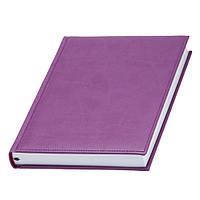 Ежедневник Принт датированный фиолетовый, белый блок, от 10 шт