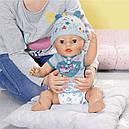Беби Борн Кукла Очаровательный малыш Нежные объятия 43 см Baby Born Zapf 824375, фото 3