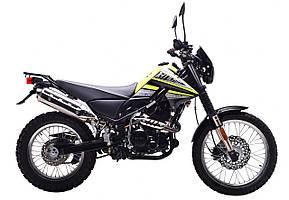 Мотоцикл Shineray Tricker 250 Жовтий