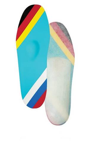 Стельки ортопедические премиум класса для закрытой и спортивной обуви, мужские СТ-111 Тривес (Россия), фото 2