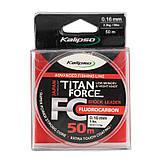 Флюрокарбон Kalipso Titan Force FC Leader 50м 0.50мм, фото 2