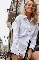 Блуза  женская  в расцветках 42553, фото 1