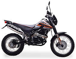 Мотоцикл Shineray Tricker 250 Помаранчевий