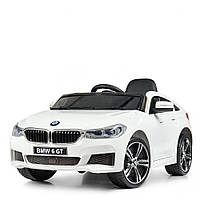 Детский электромобиль BMW JJ2164EBLR-1 белый