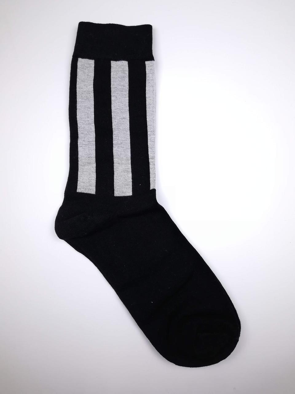 Молодіжні шкарпетки Вертикальна смужка