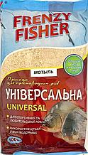 Прикормка Frenzy Fisher Универсал Мотыль 1кг