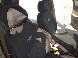 Чехлы модельные на сиденья для Chevrolet Aveo HB  2005- 2011г.
