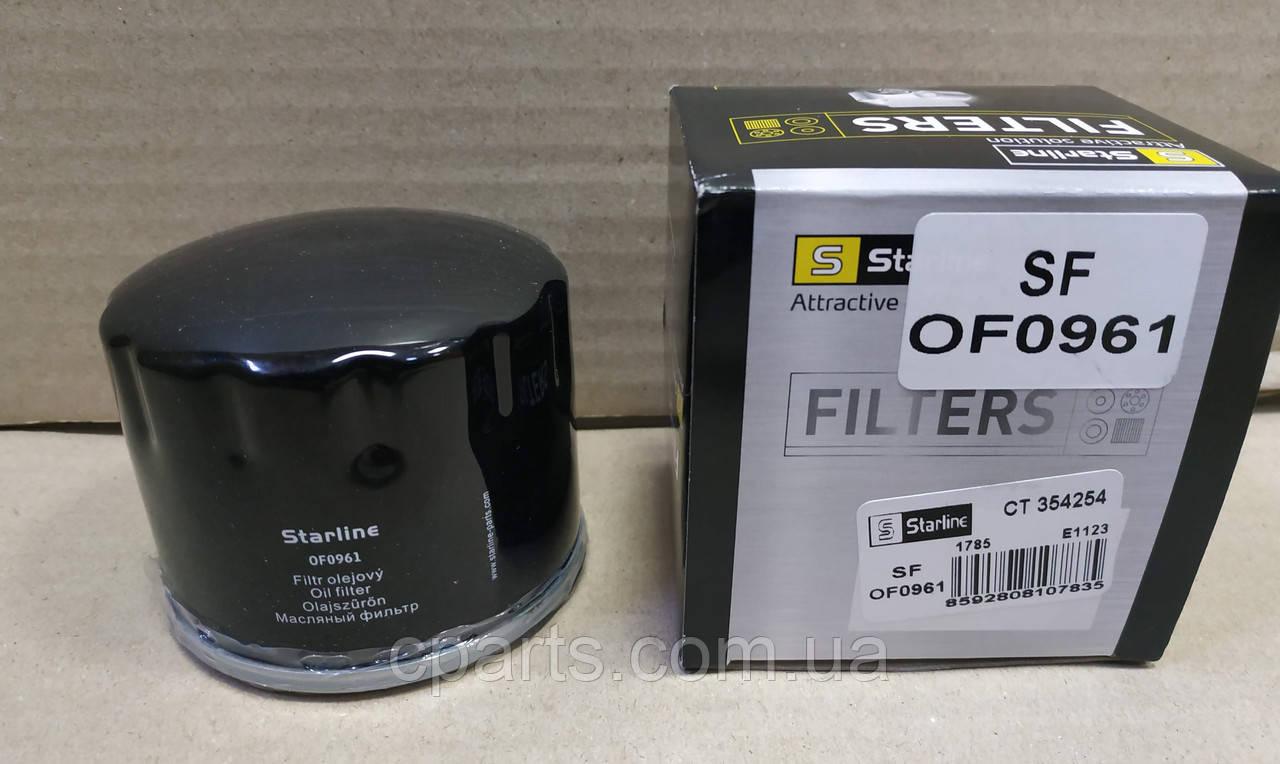 Масляный фильтр Renault Fluence 1.5 DCI (Starline SF OF0961)(среднее качество)