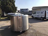 Охладитель молока/Охолоджувач молока Б/У DELAVAL 1600 л