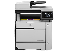 Заправка HP Color LaserJet Pro 300 MFP M375nw картриджи CE410A, CE411A, CE412A, CE413A,