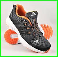 Кроссовки Мужские Adidas Terrex Серые  Адидас (размеры: 41,44) Видео Обзор
