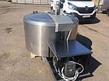 Охолоджувач молока / Охолоджувач молока Б/У ALFA LAVAL 800 Л, фото 3