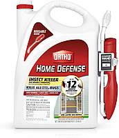 Защита дома и периметра от Всех насекомых. Ortho Home Defense Insect Killer от клещей, блох, муравьев