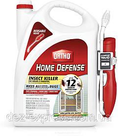 Захист будинку і периметра від Всіх комах. Ortho Home Defense Insect Killer від кліщів, бліх, мурашок