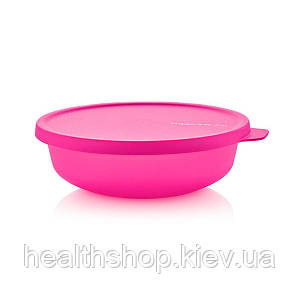 Контейнер, емкость, чаша «Алоха» (450мл) розовая Tupperware (Тапервер)