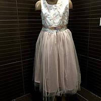 """Нарядні сукні для ДЕВОЧКИ """"ПУДРА"""""""