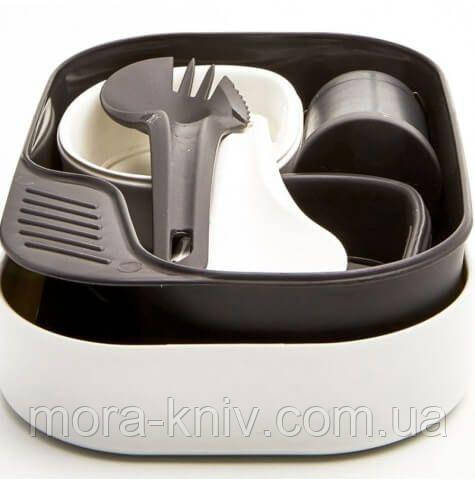 Туристический набор посуды Wildo Camp-A-Box Duo Complete White (6519)