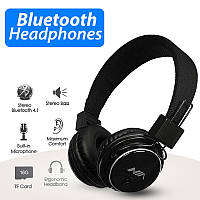 Bluetooth стерео наушники NIA Q8-851S Оригинал с МР3 плеером