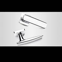 Дверная ручка для входной и межкомнатной двери Colombo, модель Bold Pt11. Италия.