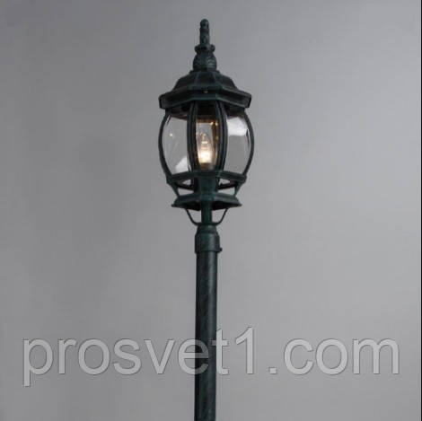 Вуличний світильник Arte Lamp Atlanta A1046PA-1BG