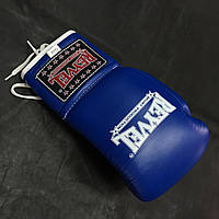 Перчатки боксерские REYVEL PRO 12 ун, кожа