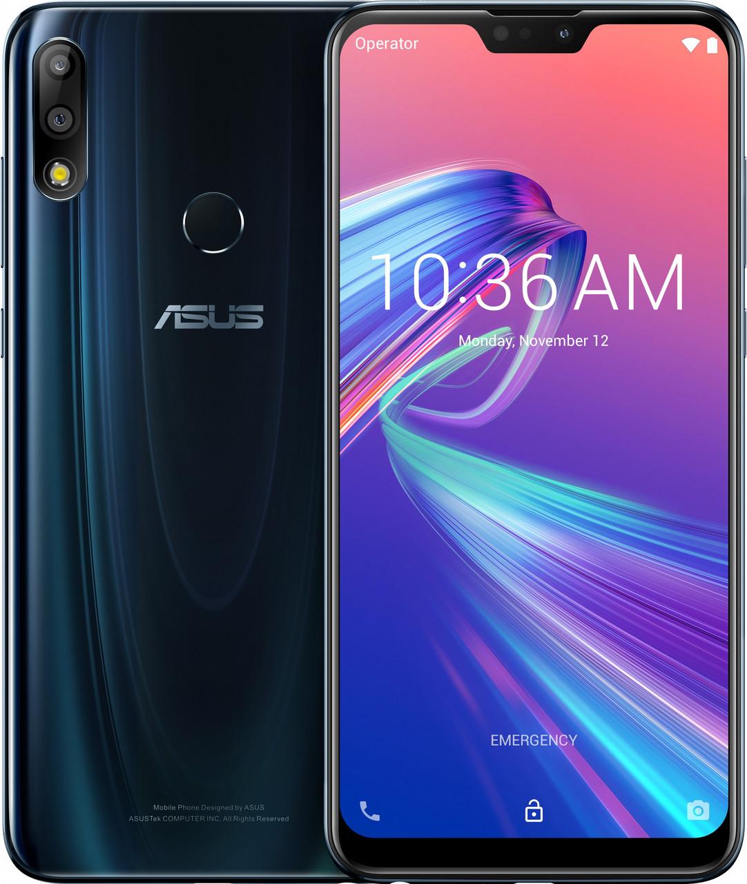 Asus ZenFone Max Pro (M2) 4/64GB Blue Global Version