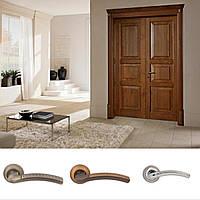 Дверная ручка для входной и межкомнатной двери RDA, модель Trendy. Китай