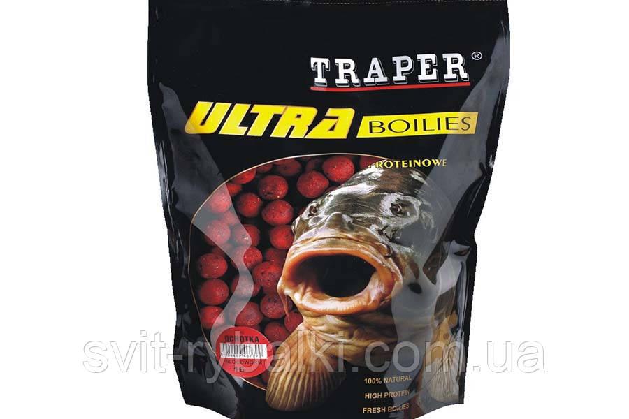 Бойли Traper ultra MIX  1 кг.