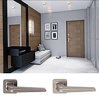 Дверная ручка для входной и межкомнатной двери RDA, модель Garda. Китай