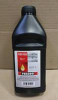 Тормозная жидкость Renault Logan MCV (Ferodo FBX100) 1л (высокое качество)