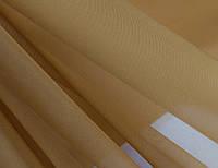 Готовые Шторы комплект для спальни из легкой ткани вуаль ИРИСКА цвета 6 м