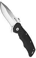 Нож складной крупный для походно-полевых работ.