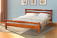 Кровать деревянная Венера 120-200 см (орех)