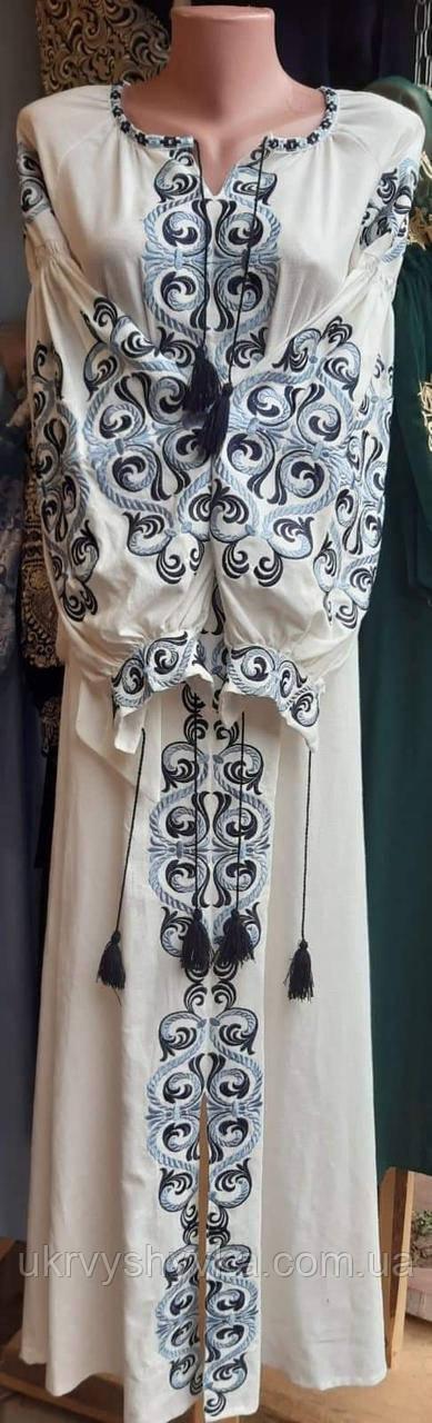 """Плаття з вишивкою для жінок """"Мольфарка"""""""