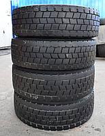 Грузовые шины б/у 235/75 R17.5 Hankook DH05, ТЯГА, комплект