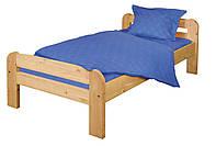 Кровать 90x200cм сосна