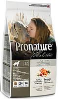 Pronature Holistic (Пронатюр Холистик) с индейкой и клюквой сухой холистик корм для собак всех пород, 13,6 кг